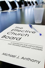 The Effective Church Board