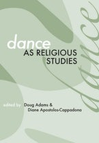 Dance As Religious Studies