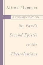 A Commentary on St. Paul's Second Epistle to the Thessalonians
