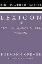 Lexicon of New Testament Greek, 2 Volumes