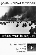 When War Is Unjust, Second Edition