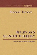 Reality and Scientific Theology