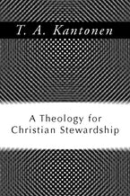 A Theology for Christian Stewardship