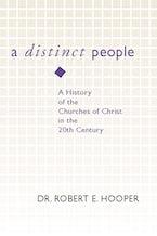 A Distinct People