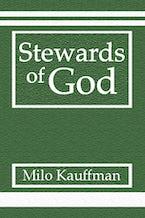 Stewards of God