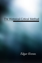 The Historical-Critical Method