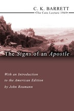 The Signs of an Apostle