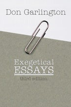 Exegetical Essays, 3rd Edition