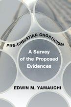 Pre-Christian Gnosticism