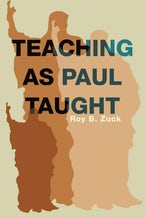 Teaching as Paul Taught