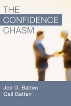 The Confidence Chasm