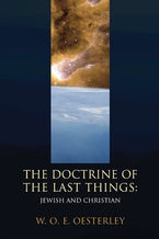 The Doctrine of the Last Things