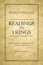 Readings in 1 Kings