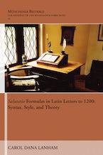 Salutatio Formulas in Latin Letters to 1200