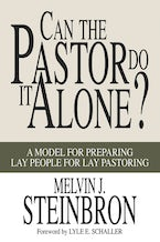 Can the Pastor Do It Alone?