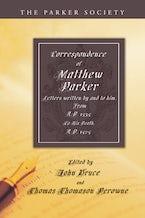 Correspondence of Matthew Parker, Archbishop of Canterbury