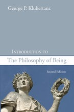 Introduction to the Philosophy of Being, Second Edition