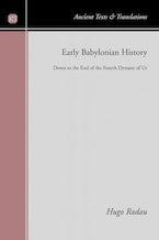 Early Babylonian History
