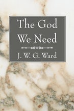 The God We Need