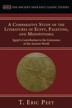 A Comparative Study of the Literatures of Egypt, Palestine, and Mesopotamia