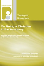 On Being a Christian in the Academy