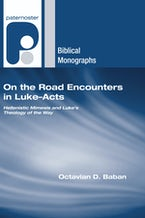 On the Road Encounters in Luke–Acts