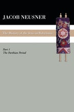 A History of the Jews in Babylonia, Part 1