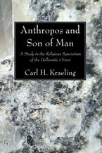 Anthropos and Son of Man