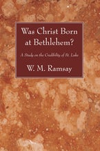 Was Christ Born at Bethlehem?