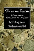 Christ and Renan
