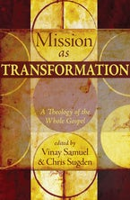 Mission as Transformation