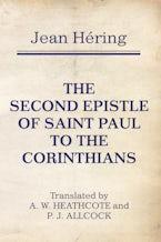 The Second Epistle of Saint Paul to the Corinthians
