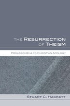 The Resurrection of Theism