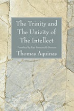 The Trinity and The Unicity of The Intellect