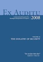 Ex Auditu - Volume 24
