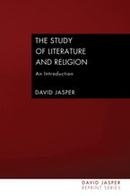 The Study of Literature and Religion