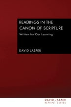 Readings in the Canon of Scripture
