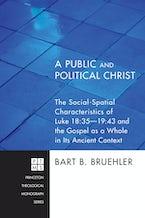A Public and Political Christ