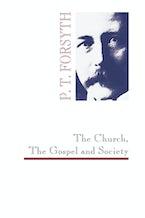 The Church, The Gospel and Society