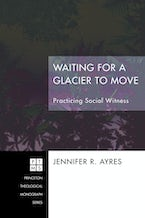 Waiting for a Glacier to Move