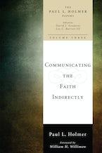 Communicating the Faith Indirectly