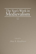 The Year's Work in Medievalism, 2009