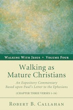 Walking as Mature Christians