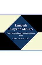 Lambeth Essays on Ministry