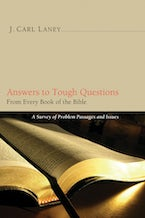 Answers to Tough Questions