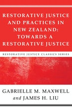 Restorative Justice and Practices in New Zealand