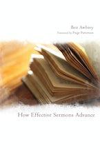 How Effective Sermons Advance