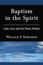 Baptism in the Spirit