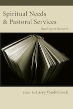 Spiritual Needs & Pastoral Services