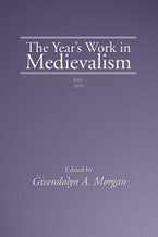 The Year's Work in Medievalism, 2010